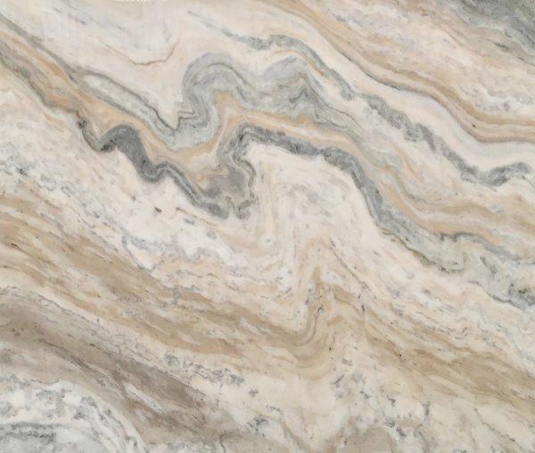 Spectaculous brown slab